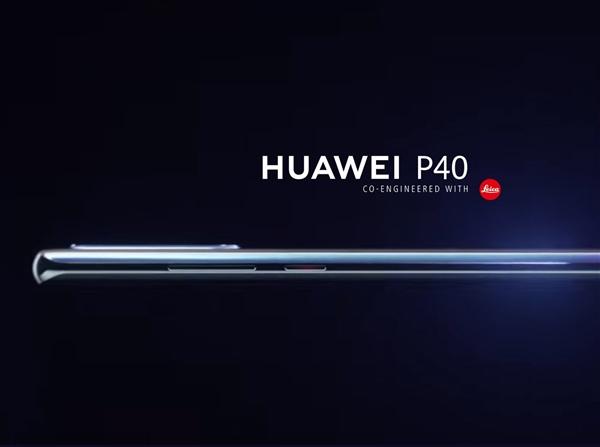 Huawei P40 render plotki przecieki wycieki kiedy premiera aparat Leica