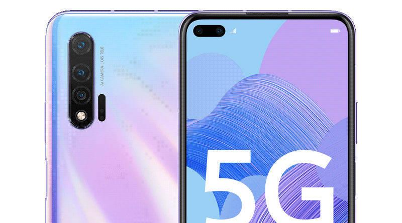 premiera Huawei Nova 6 5G cena specyfikacja techniczna dostępność gdzie kupić najtaniej w Polsce w opinie