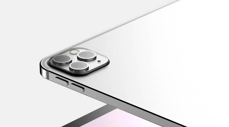 Apple nowy iPad Pro 2020 rendery aparat jak iPhone 11 Pro tablety specyfikacja dane techniczne kiedy premiera