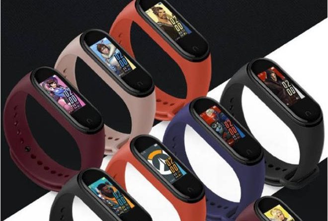 Huami Amazfit X Xiaomi Mi Band 5 NFC wearables kiedy premiera plotki przecieki wycieki cena opinie Google Pay