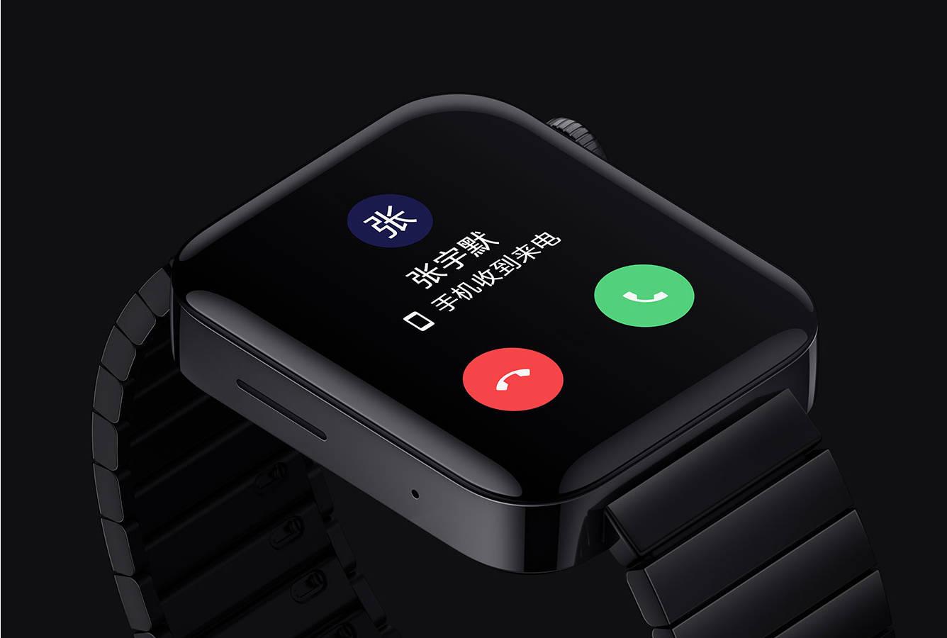 Xiaomi Mi Watch cena eISM smartwatch z WearOS Wearables