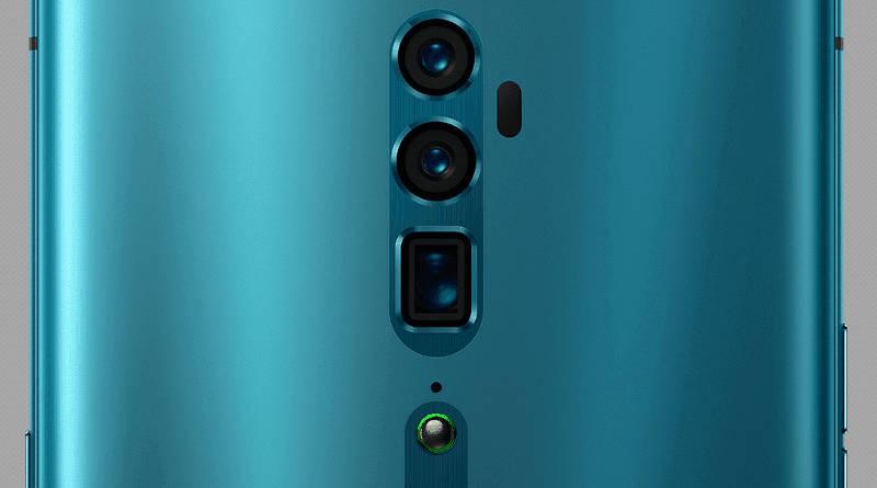 Oppo Reno 10x Zoom ocena DxOMark Mobile aparat vs Xiaomi Mi Note 10 co lepsze opinie