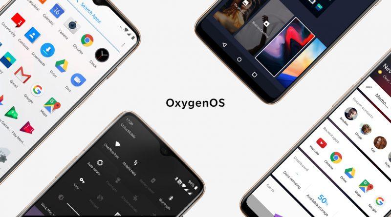 OxygenOS 10.0.1 aktualizacja Android 10 dla Oneplus 6T 6