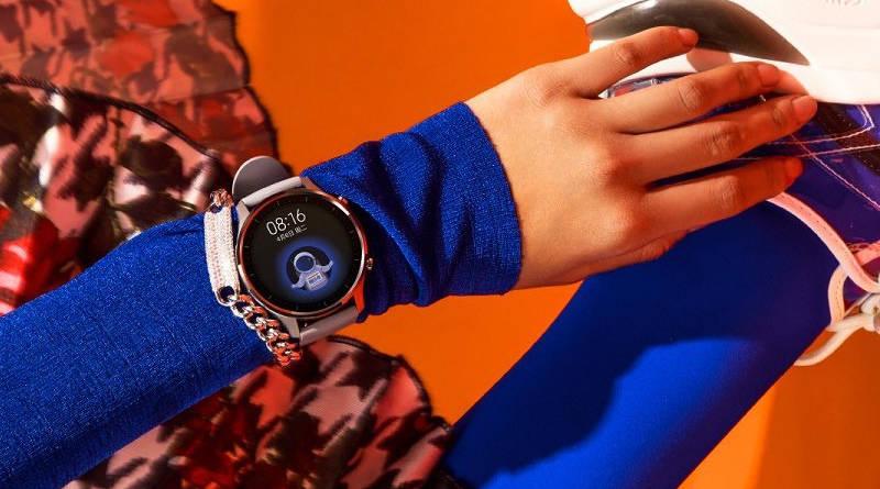 Xiaomi Mi Watch Color cena specyfikacja dane techniczne smartwatch plotki przecieki wycieki opinie