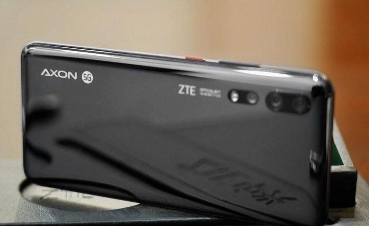 ZTE Axon 10s Pro 5G vs Xiaomi Mi 10 kiedy premiera specyfikacja dane techniczne plotki przecieki wycieki Snapdragon 865
