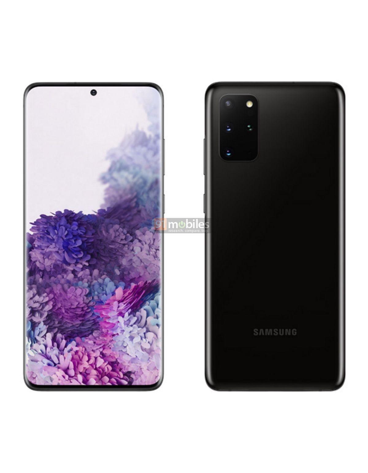 Samsung Galaxy S20 Ultra cena plotki przecieki wycieki specyfikacja dane techniczne kiedy premiera rendery