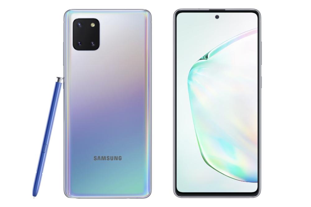 premiera Samsung Galaxy Note 10 Lite cena specyfikacja dane techniczne