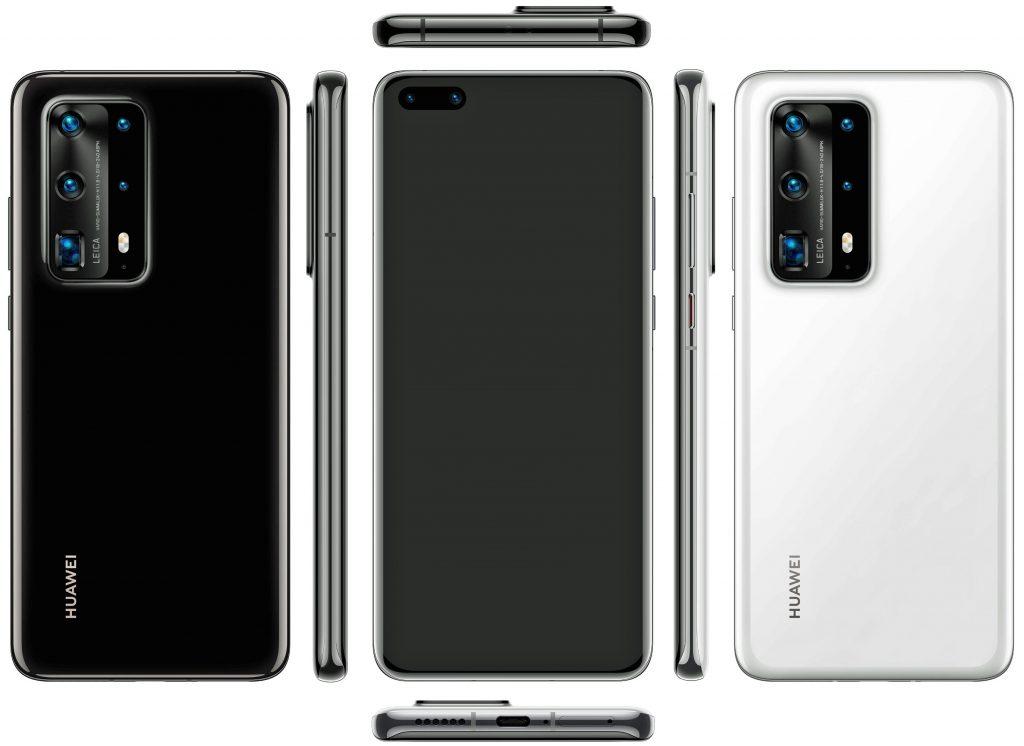 Huawei P40 Pro PE Premium edition plotki przecieki wycieki specyfikacja dane techniczne kiedy premiera rendery aparat Wi-Fi 6 Plus