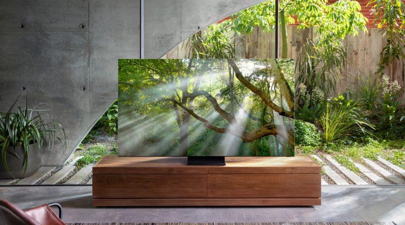 premiera Samsung Q950TS telewizor QLED 8K CES 2020 Smart TV z Tizen