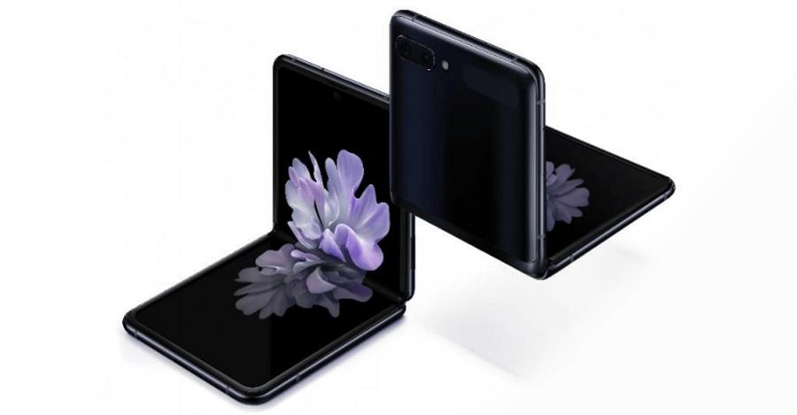 składany smartfon Samsung Galaxy Z Flip cena opinie dane techniczne specyfikacja plotki przecieki wycieki kolory obudowy wideo