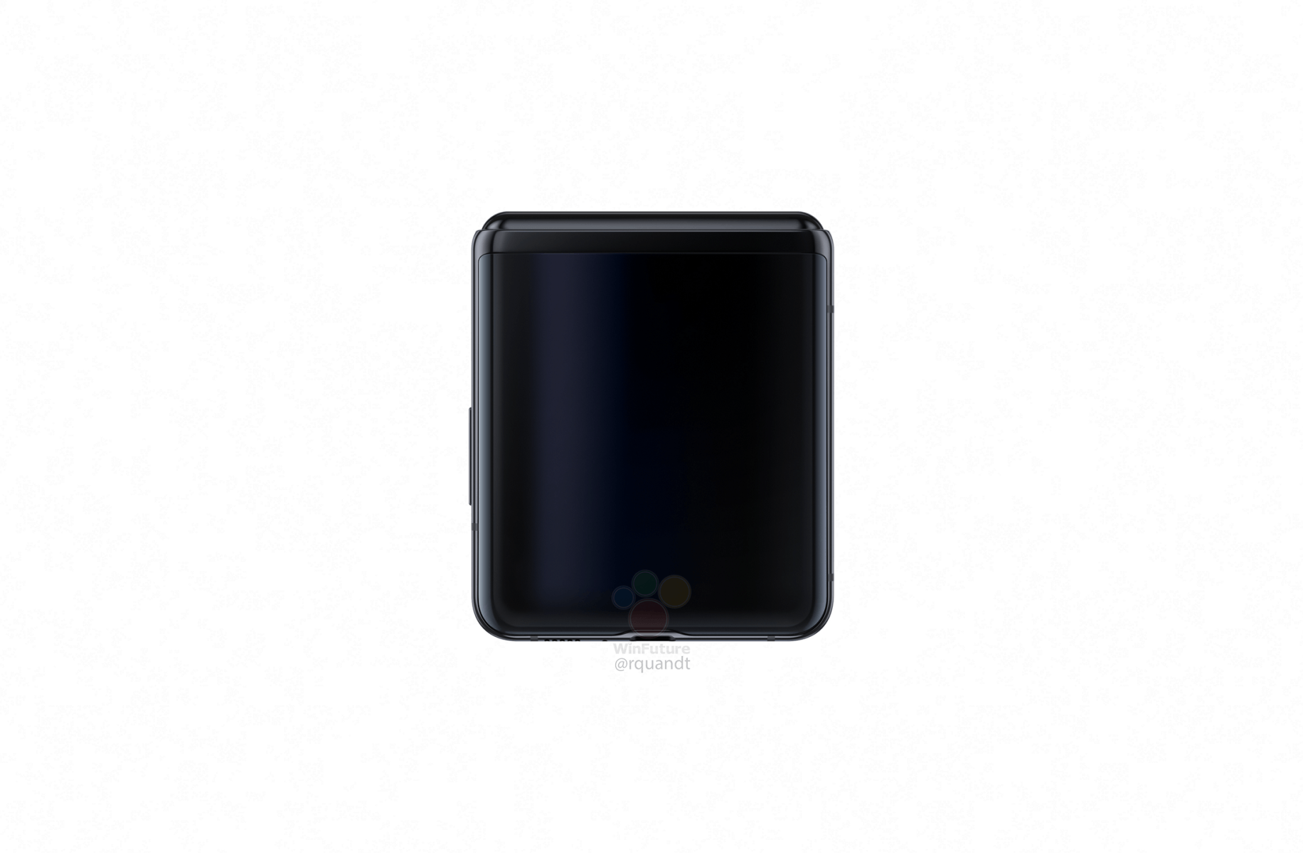składany smartfon Samsung Galaxy Z Flip cena opinie dane techniczne specyfikacja plotki przecieki wycieki kolory obudowy