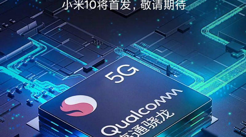 Xiaomi Mi 10 Pro Snapdragon 865 Lei Jun plotki przecieki wycieki specyfikacja dane techniczne Galaxy S20