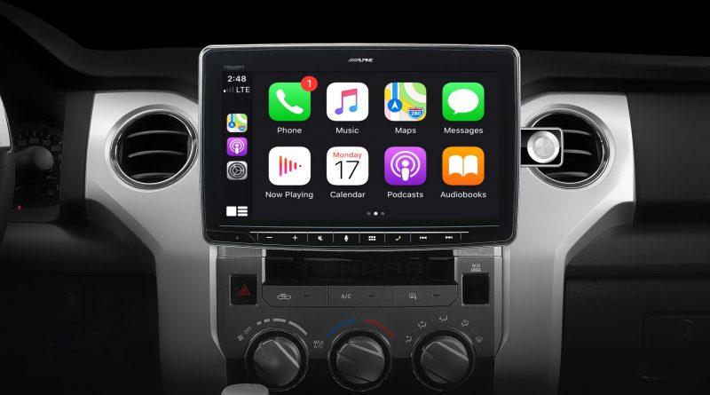 Android Auto Alpine iLX-F411 cena funkcje specyfikacja dane techniczne