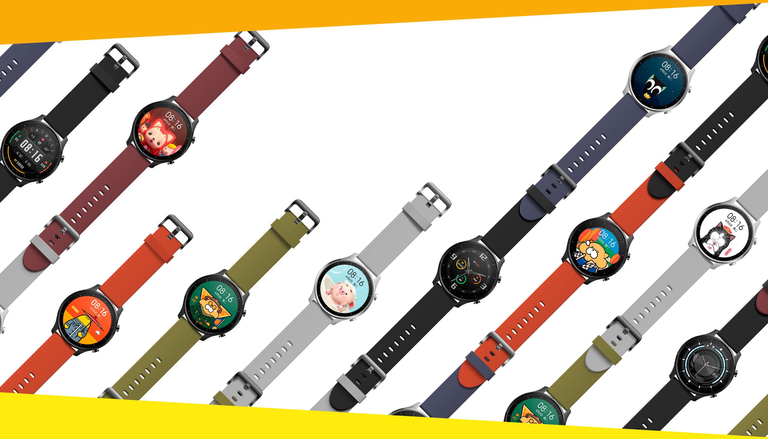 premiera Xiaomi Mi Watch color cena opnie specyfikacja funkcje dane techniczne gdzie kupić najtaniej w Polsce