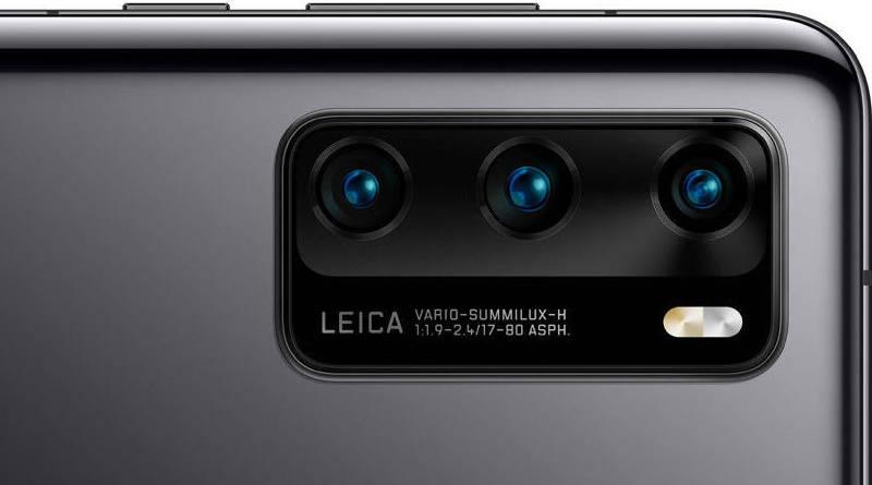 premiera Huawei P40 Pro render kiedy premiera plotki wycieki przecieki specyfikacja dane techniczne jaki aparat