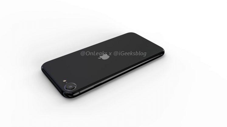Apple iPhone 9 nowy iPhone SE 2 2020 rendery specyfikacja dane techniczne opinie cena kiedy premiera