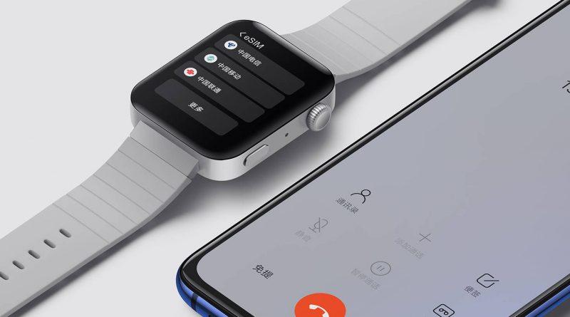 smartwatch Redmi Watch cena Xiaomi Mi Watch plotki przecieki wycieki kiedy premiera eSIM