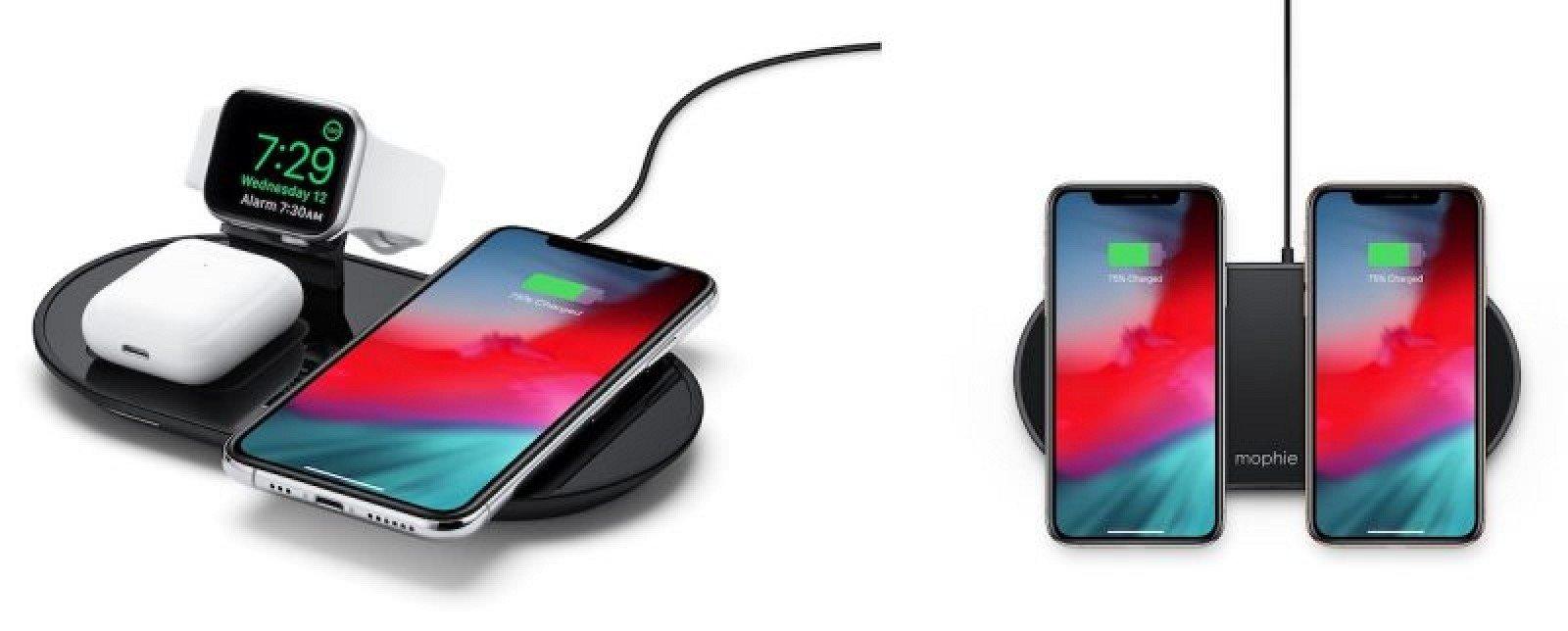 AirPower ładowarka bezprzewodowa Apple iPhone Zagg Mophie