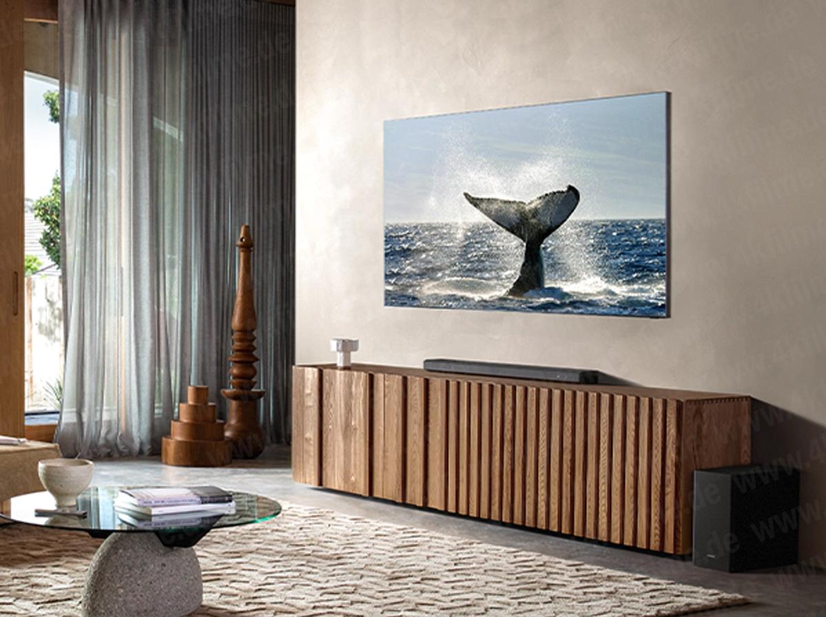 Samsung Q900T S950R telewizor 8K QLED kiedy premiera CES 2020 soundbar Q800T