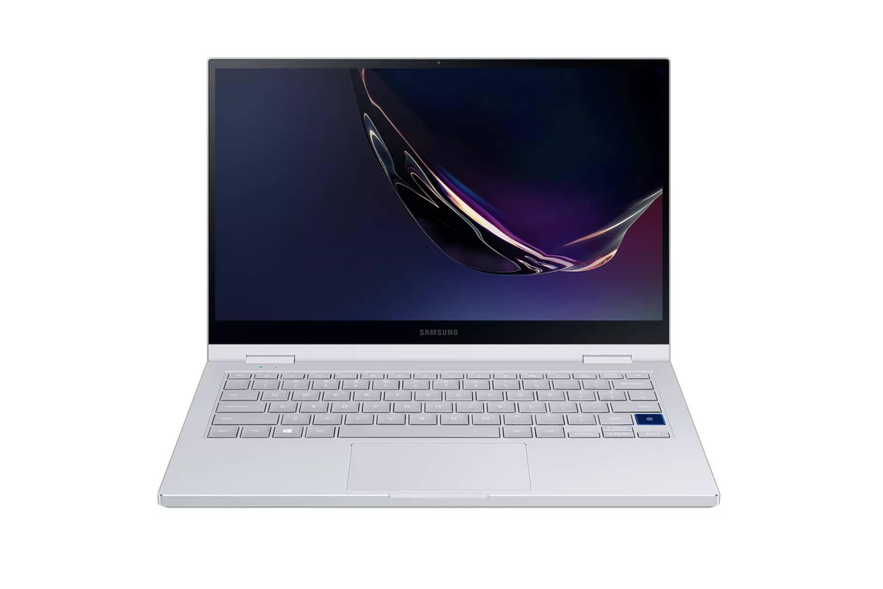 Samsung Galaxy Book Flex Alpha cena laptop 2w1 ekran QLED premiera CES 2020 specyfikacja dane techniczne opinie