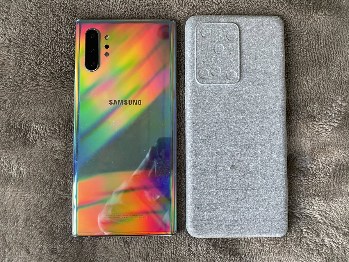 Samsung Galaxy S20 lUltra Plus makiety wideo plotki przecieki wycieki kiedy premiera specyfikacja dane techniczne