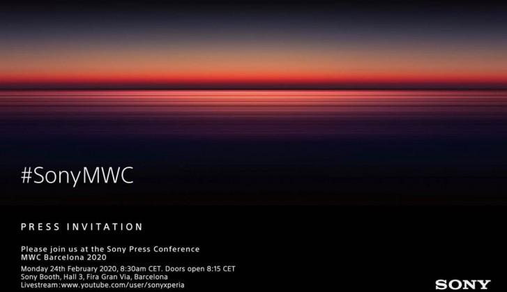 Sony Xperia 5 Pus kiedy premiera MWC 2020 specyfikacja dane techniczne plotki przecieki wycieki