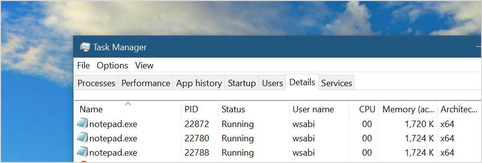 Windows 10 2004 kiedy aktualizacja Microsoft nowy wskaźnik lokalizacji menedżer zadań