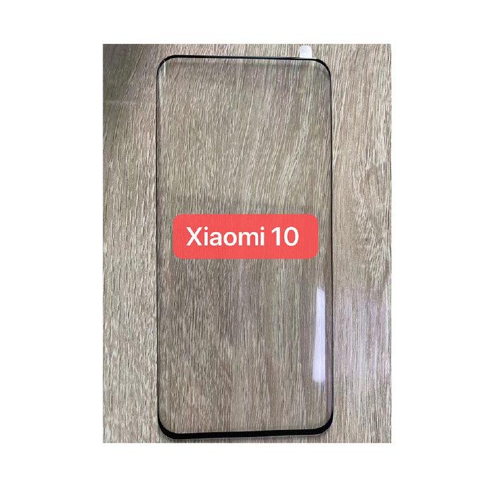 Xiaomi Mi 10 ekran szkło ochronne smartfony 2020 plotki przecieki wycieki kiedy premiera