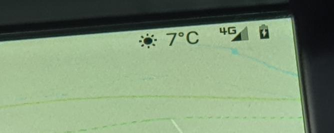 Android Auto ikonka pogoda