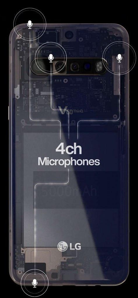 LG V60 ThinQ rendery kiedy premiera plotki przecieki wycieki specyfikacja dane techniczne