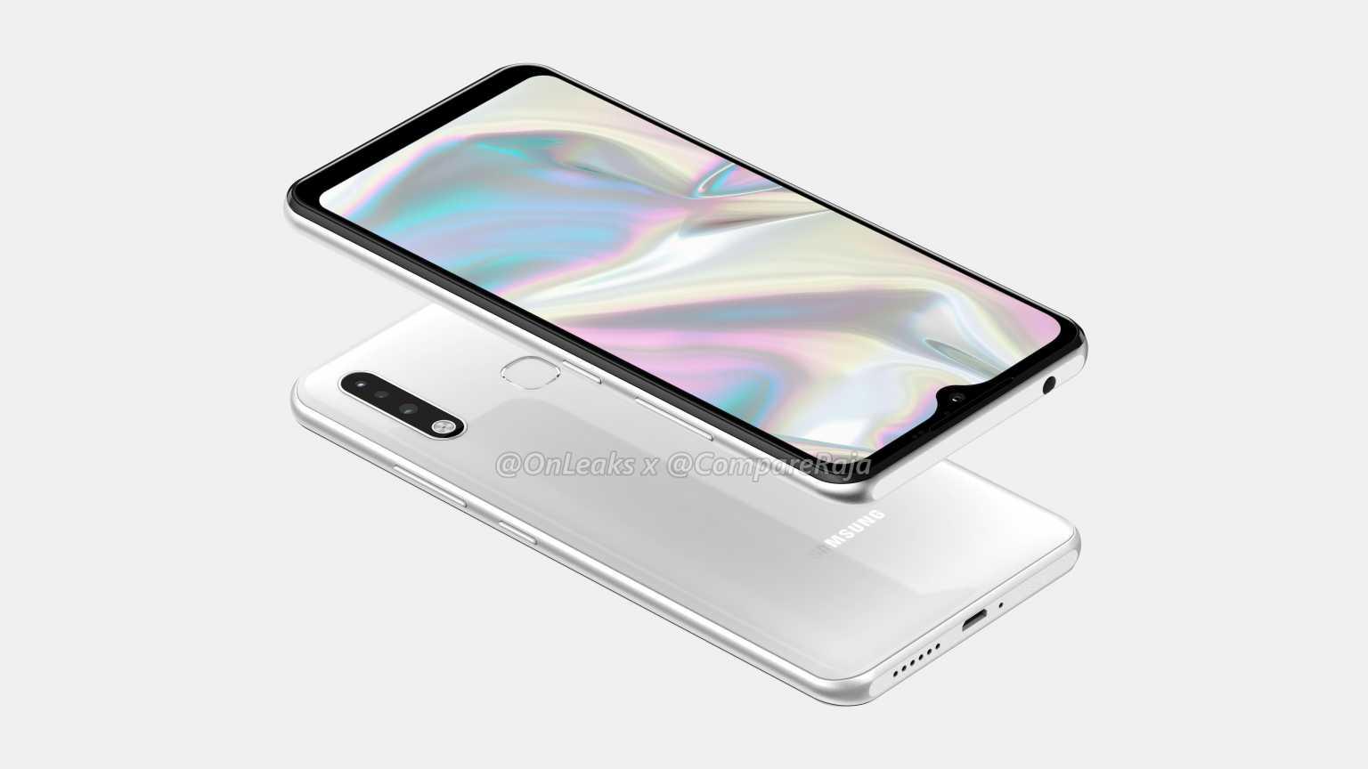 Samsung Galaxy A70e rendery specyfikacja kiedy premiera plotki przecieki wycieki