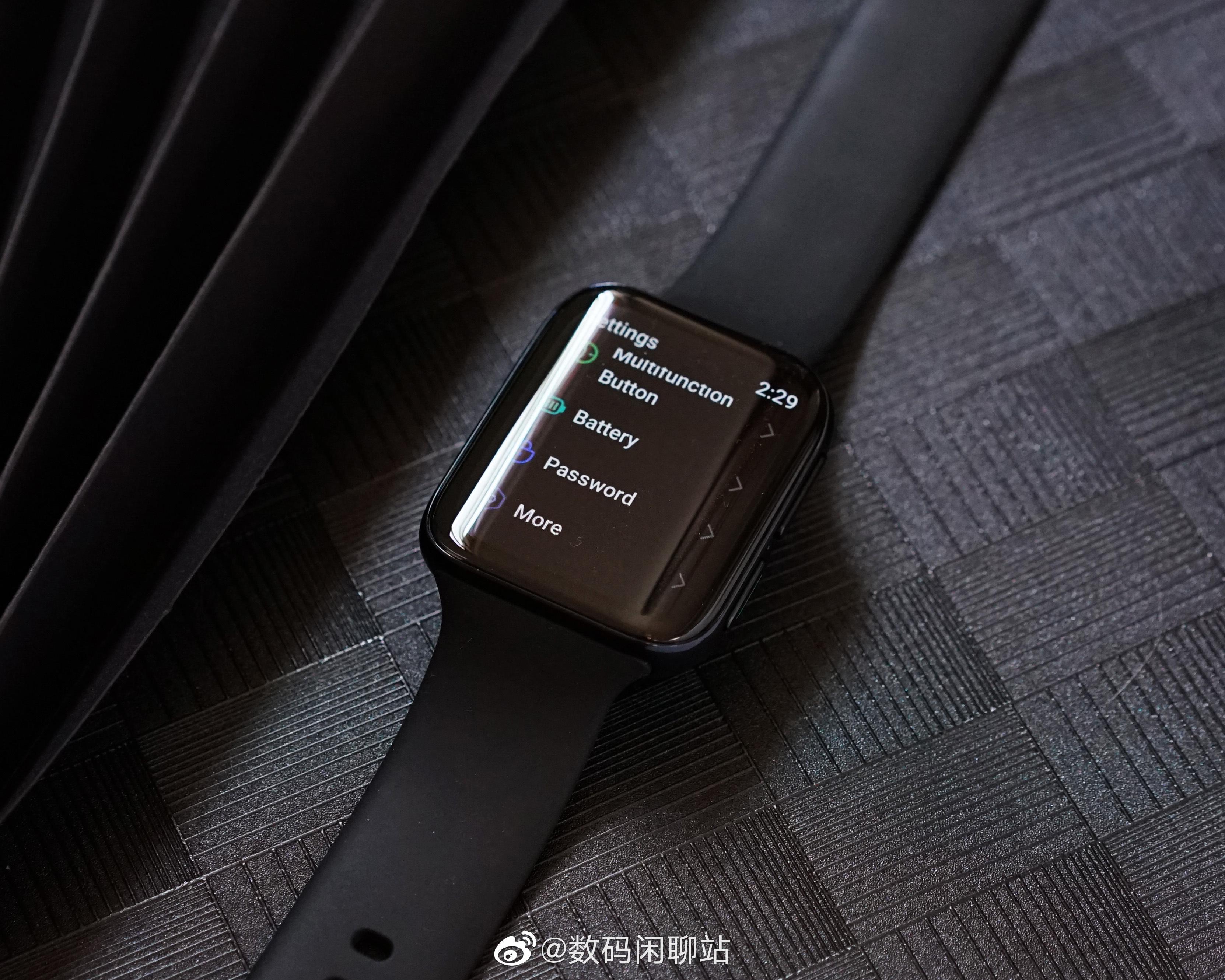 smartwatch Oppo Watch Xiaomi Mi Watch kiedy premiera plotki przecieki wycieki Wear OS