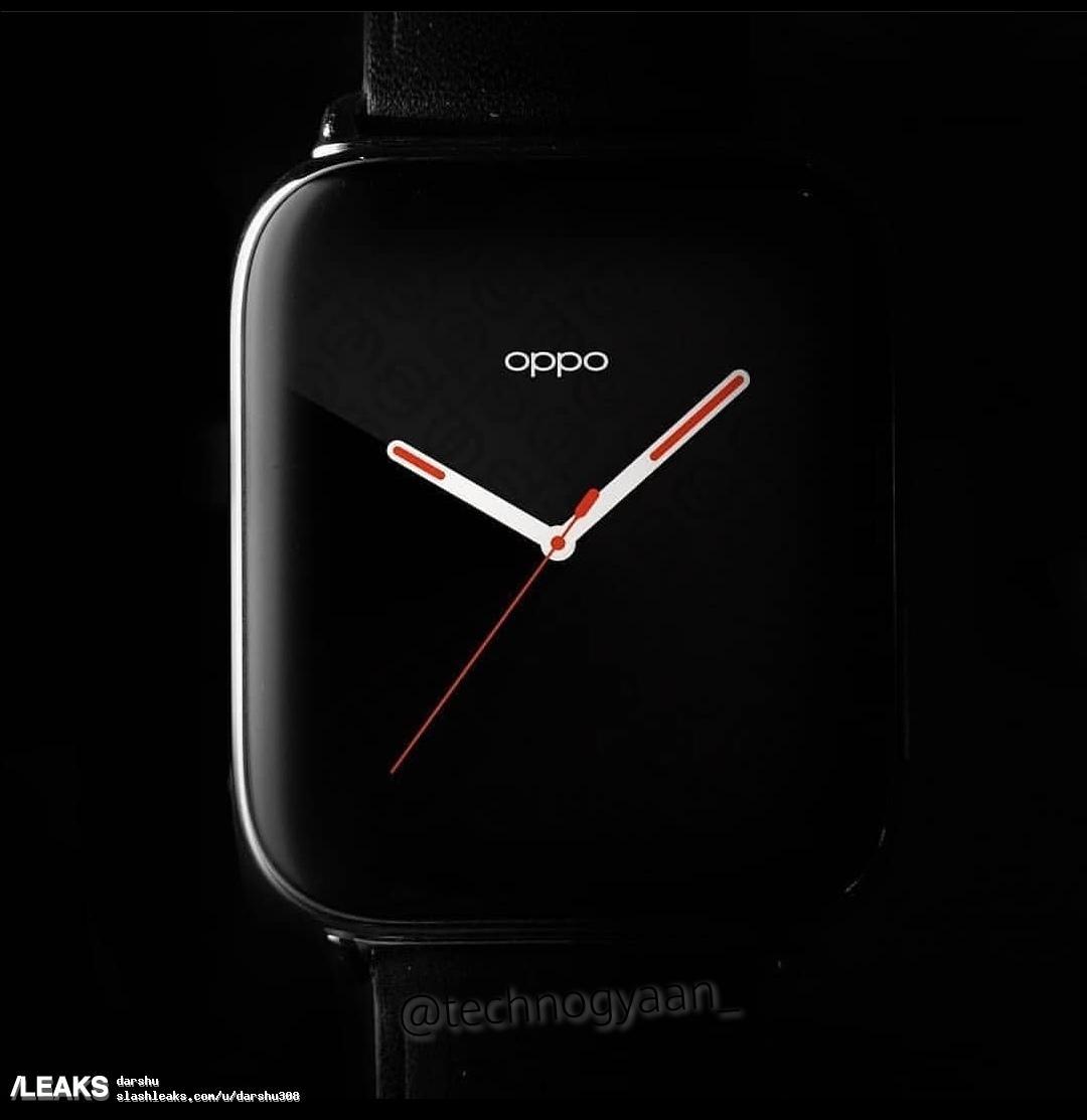 smartwatch Oppo Watch Xiaomi Mi Watch kiedy premiera plotki przecieki wycieki