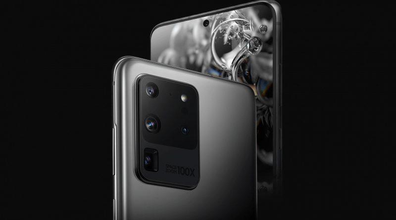 reklama test Samsung Galaxy S20 Ultra 5G aparat sensor ISOCELL Bright HM1 specyfikacja dane techniczne ładowanie jaka ładowarka