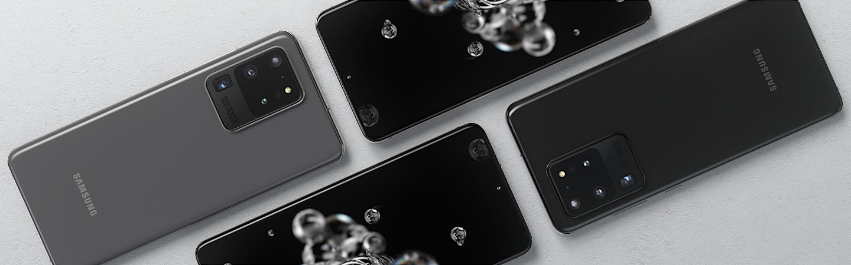Samsung Galaxy S20 Ultra 5G czy warto kupić sieci 5G częstotliwości Plus opinie