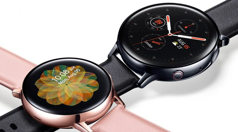 Samsung Galaxy Watch 3 Active kiedy premiera plotki przecieki wycieki informacje smartwatche 2020 stalowa ramka specyfikacja