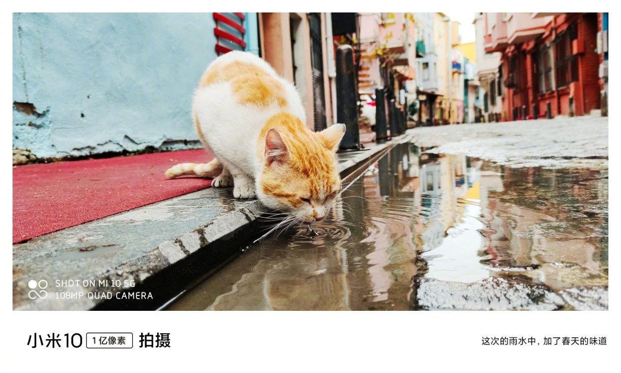 Xiaomi Mi 10 5G aparat próbki zdjęć opinie kiedy premiera plotki przecieki wycieki specyfikacja dane techniczne