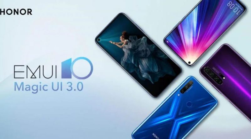 Honor 20 Pro Honor View 20 aktualizacja do EMUI 10 Stable Magic UI 3.0 Android 10 kiedy
