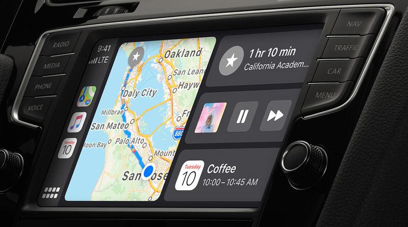 iOS 14 lista nowości Mapy Apple Maps CarPlay tapety plotki przecieki wyciei informacje