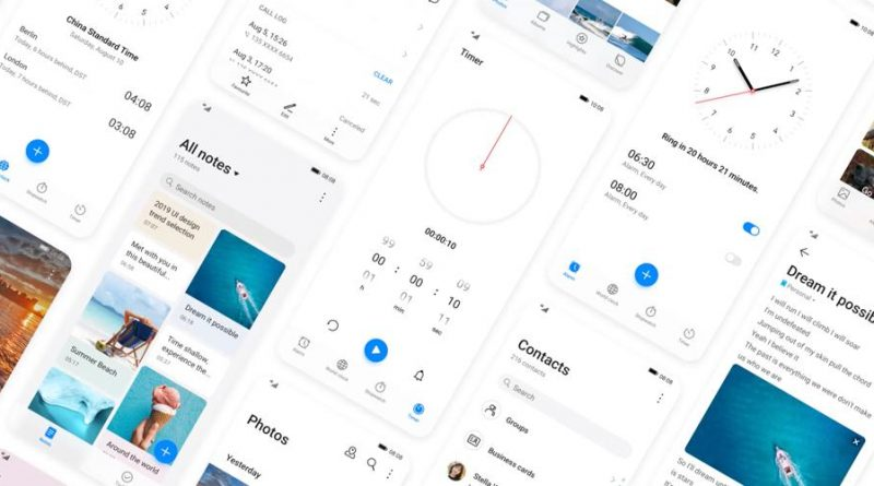 Huawei marcowa aktualizacja marcowe poprawki EMUI 10 Magic UI 3.0 Android