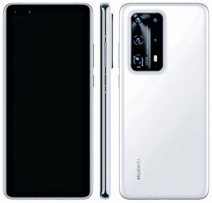 Face Unlock Huawei P40 Pro Plus 5G cena plotki przecieki wycieki kiedy premiera opinie specyfikacja dane techniczne