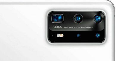 Huawei P40 Pro+ 5G ma ciekawy easter egg powiązany z Frozen