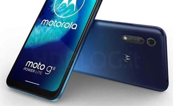 Motorola Moto G8 Power Lite cena plotki przecieki rendery specyfikacja dane techniczne