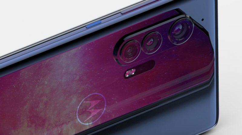 Motorola Edge Plus rendery kiedy premiera plotki przecieki wycieki specyfikacja dane techniczne aparat 108 MP