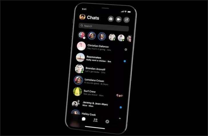 Nowy Messenger na Androida kiedy Facebook jak LightSpeed na iOS