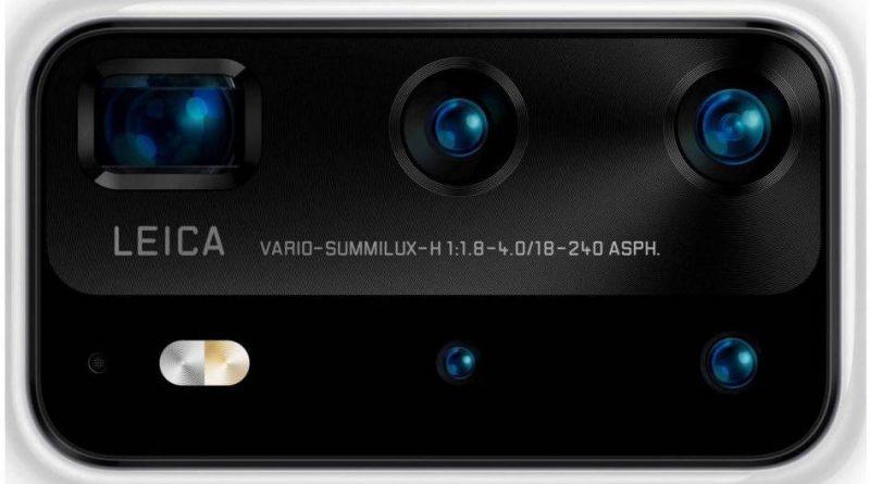Huawei P40 Pro Special Edition plotki przecieki wycueki specyfikacja dane techniczne