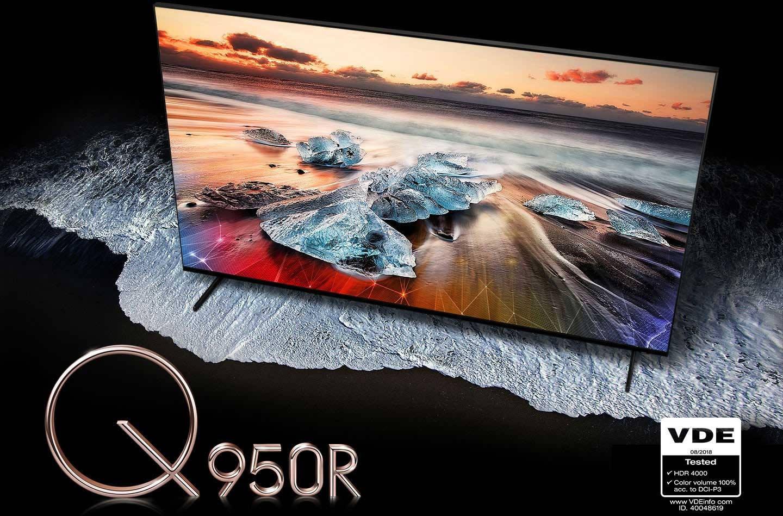 Samsung QLED 8K telewizory Smart TV pierwsze z Wi-Fi 6 opinie