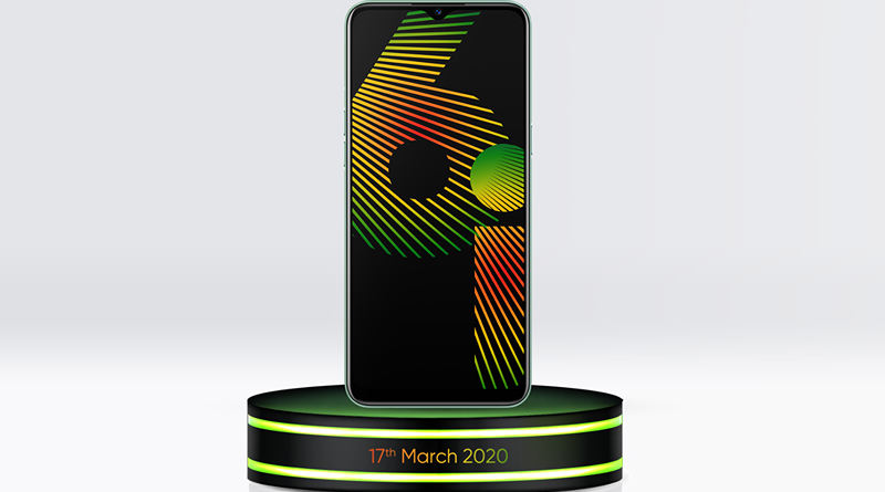 Realme prezentuje tańszy model 6i z baterią 5000 mAh