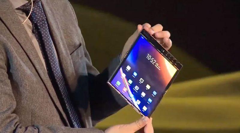 składany smartfon Royole Flexpai 2 premiera cena opinie spectfikacja dane techniczne gdzie kupić
