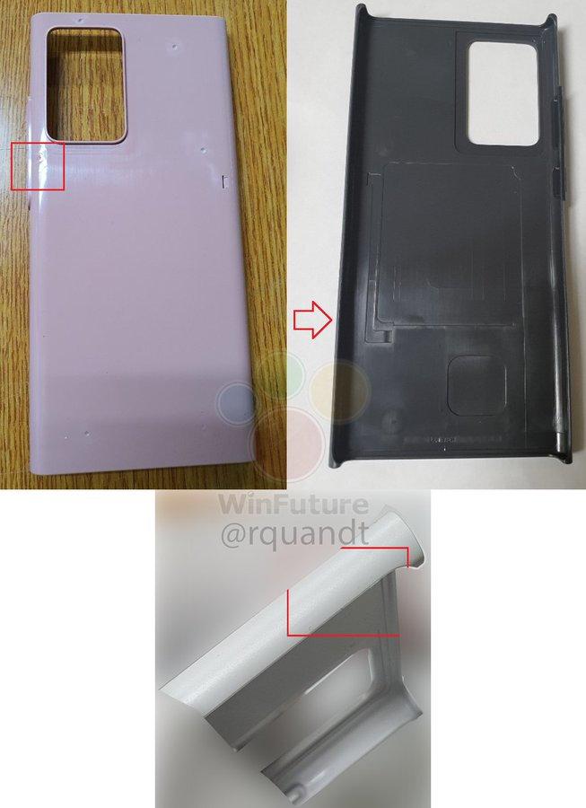 Samsung Galaxy Note 20 aparat S20 plotki przecieki wycieki specyfikacja